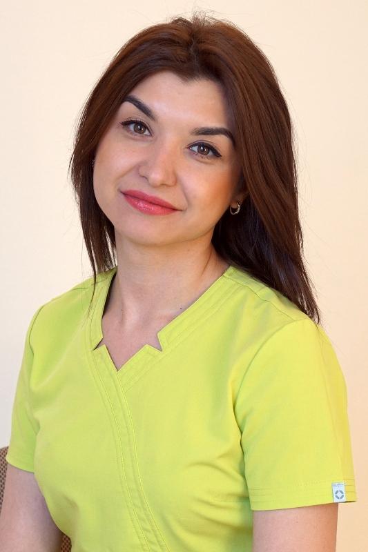 Екатерина Захарьян
